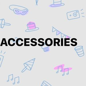 Clothing accessories.